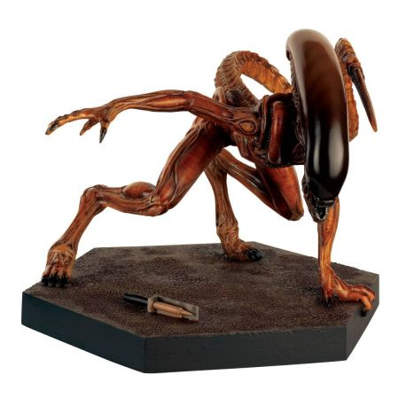 The Alien & Predator statuette Figurine Collection Special Mega Runner Xenomorph (Alien 3) Eaglemoss Publications Ltd.