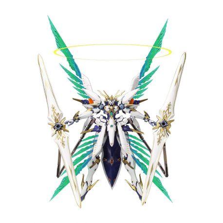 Xenoblade Chronicles 2 figurine Plastic Model Kit Siren Kotobukiya