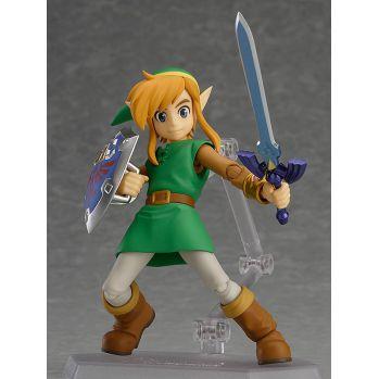 The Legend of Zelda A Link Between Worlds figurine Figma Link Good Smile Company