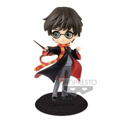 Harry Potter figurine Q Posket Harry Potter A Normal Color Version Banpresto