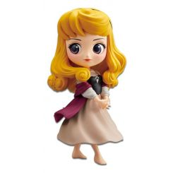 Disney figurine Q Posket Briar Rose (Princess Aurora) A Normal Color Version Banpresto