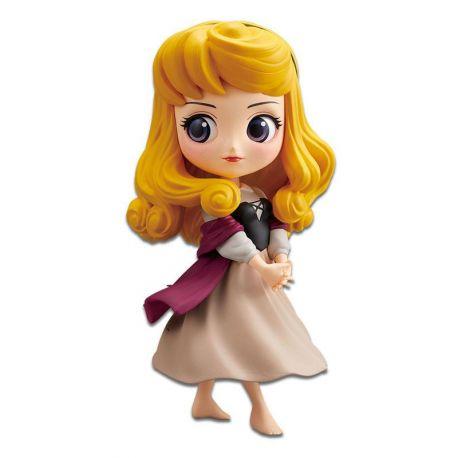Disney figurine Q Posket Briar Rose (Princess Aurora) A Normal Color Version Banpresto