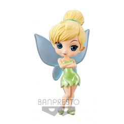 Disney figurine Q Posket La Fée Clochette A Normal Color Version Banpresto
