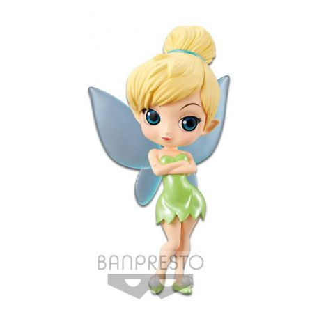 Disney figurine Q Posket La Fée Clochette A Normal Color Version Banpresto