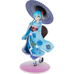 Re:ZERO -Starting Life in Another World- statuette 1/8 Rem Ukiyo-e Ver. Kadokawa