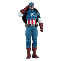 Marvel Comics figurine 1/6 Captain America Sideshow Collectibles