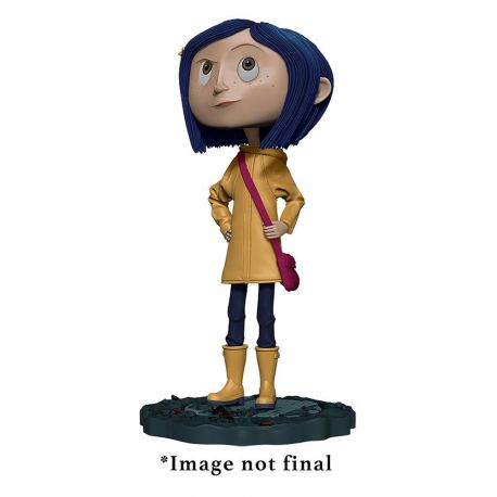 Coraline Head Knocker Coraline Neca