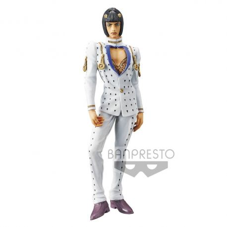 Jojo´s Bizarre Adventure Golden Wind figurine Bruno Bucharaty Banpresto
