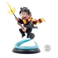 Harry Potter figurine Q-Fig Harry Potter's First Flight Quantum Mechanix