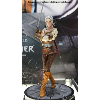 Witcher 3 Wild Hunt statuette Ciri Dark Horse