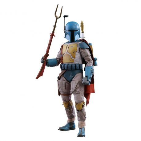 Star Wars figurine Television Masterpiece 1/6 Boba Fett Animation Ver. Hot Toys