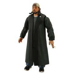 Jay et Bob contre-attaquent figurine Silent Bob Diamond Select
