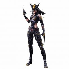 Marvel Comics Variant Play Arts Kai figurine X-23 Square-Enix