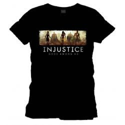 T-Shirt Injustice Classic