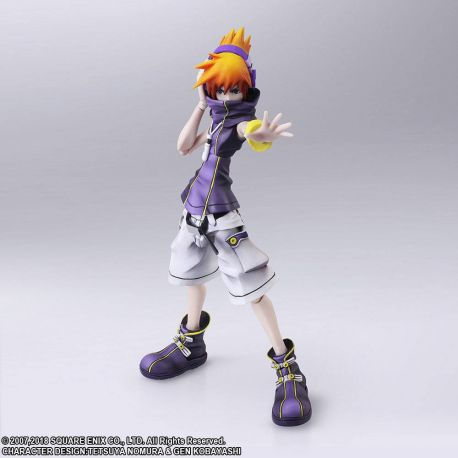 The World Ends with You - Final Remix Bring Arts figurine Neku Sakuraba Square-Enix