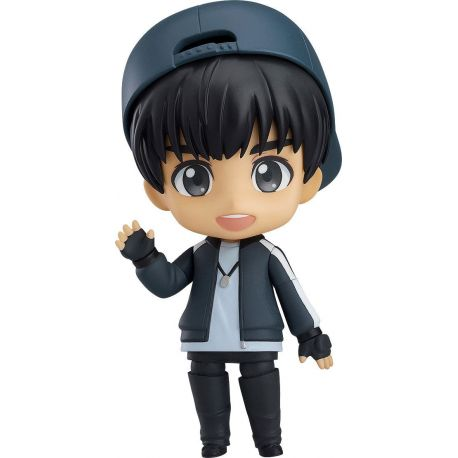 Yuri!!! on Ice figurine Nendoroid Phichit Chulanont Orange Rouge
