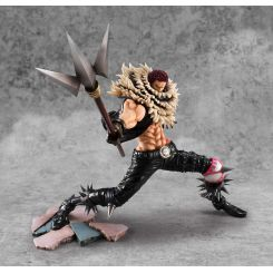 One Piece statuette Portrait Of Pirates SA-MAXIMUM Charlotte Katakuri Megahouse