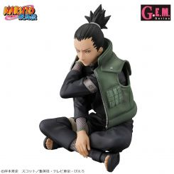 Naruto Shippuden statuette G.E.M. 1/8 Shikamaru Nara Megahouse