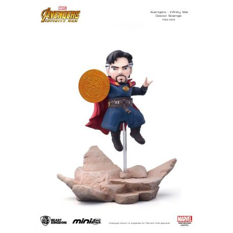 Avengers Infinity War figurine Mini Egg Attack Doctor Strange Beast Kingdom Toys