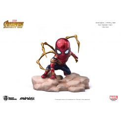Avengers Infinity War figurine Mini Egg Attack Iron Spider Beast Kingdom Toys