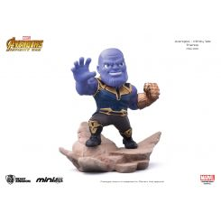 Avengers Infinity War figurine Mini Egg Attack Thanos Beast Kingdom Toys