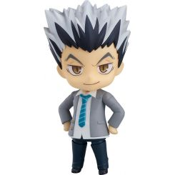 Haikyu!! figurine Nendoroid Kotaro Bokuto Uniform Ver. Orange Rouge