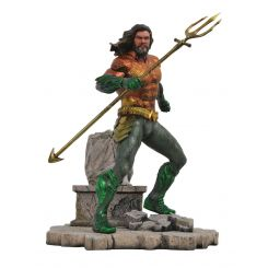 Aquaman DC Movie Gallery statuette Aquaman Diamond Select