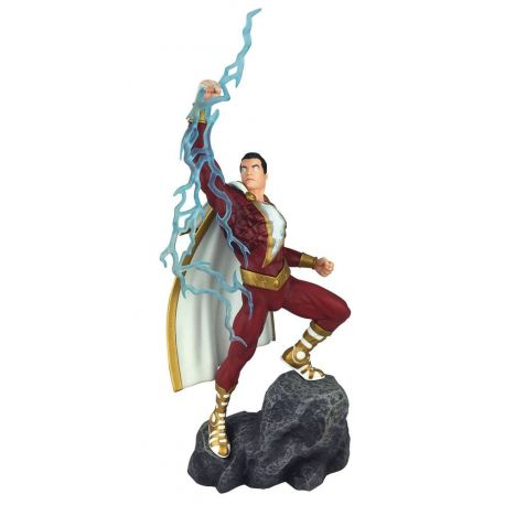 DC Comic Gallery statuette Shazam! Diamond Select