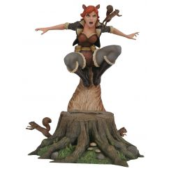 Marvel Comic Gallery statuette Squirrel Girl Diamond Select