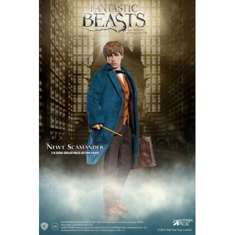 Les Animaux fantastiques My Favourite Movie figurine 1/6 Newt Scamander Star Ace Toys