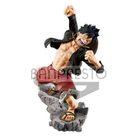 One Piece figurine Monkey D Luffy 20th Anniversary Banpresto