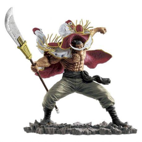 One Piece figurine Edward Newgate 20th Anniversary Banpresto