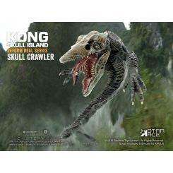 Kong Skull Island statuette Deform Real Series Soft Vinyl Skull Crawler Star Ace Toys
