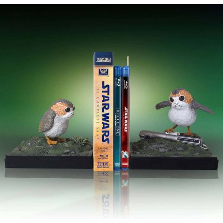 Star Wars serre-livres Porgs Gentle Giant