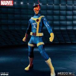 Marvel Universe figurine lumineuse 1/12 Cyclops Mezco Toys