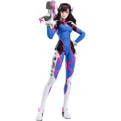 Overwatch figurine Figma D.Va Good Smile Company