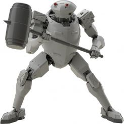 Full Metal Panic! Invisible Victory figurine Moderoid Plastic Model Kit Rk-92 Savage (GRAY) Good Smile Company