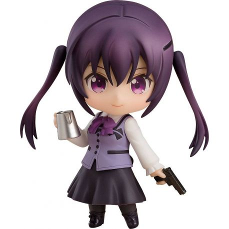 Is the Order a Rabbit figurine Nendoroid Rize Good Smile Company