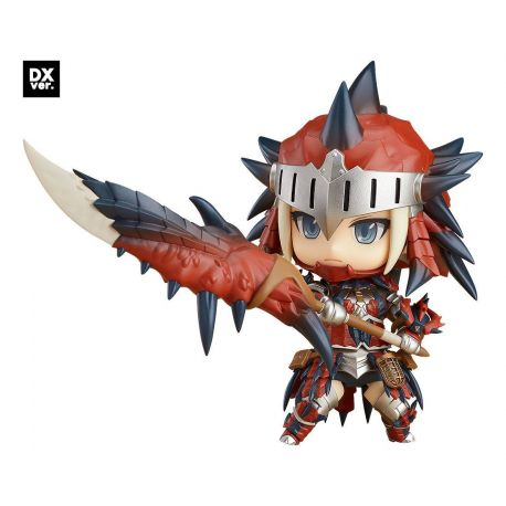 Monster Hunter World figurine Nendoroid Female Rathalos Armor Edition DX Ver. Good Smile Company