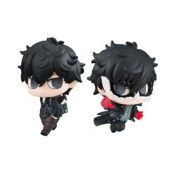 Persona 5 The Animation trading figures Petit Chara Chimi Mega Kaitou Set Megahouse