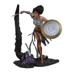 DC Comic Gallery Dark Knights Metal statuette Wonder Woman Diamond Select