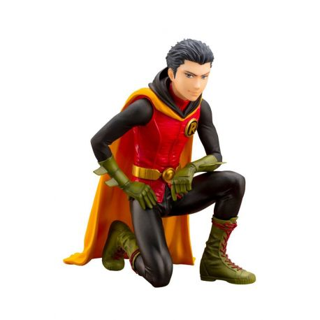 DC Comics Ikemen statuette 1/7 Damian Robin Kotobukiya
