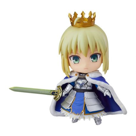 Fate/Grand Order figurine Nendoroid Saber/Altria Pendragon: True Name Revealed Ver. Good Smile Company