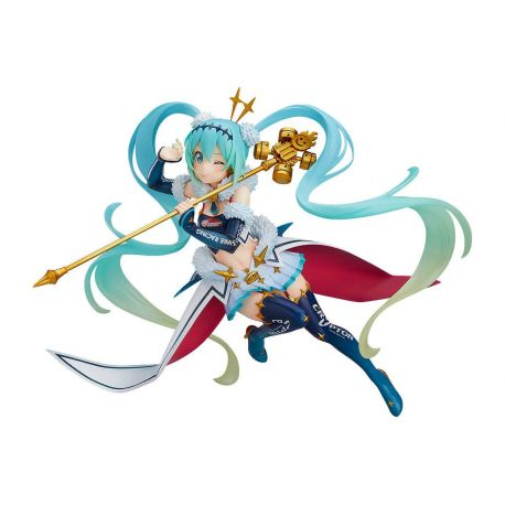 Hatsune Miku GT Project statuette 1/7 Racing Miku 2018 Ver. Good Smile Racing