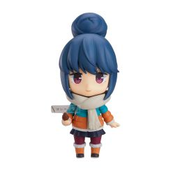 Laid-Back Camp figurine Nendoroid Rin Shima DX Ver. Max Factory