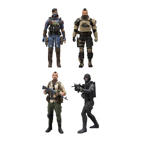 Call of Duty assortiment figurines McFarlane Toys