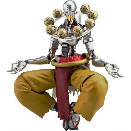 Overwatch figurine Figma Zenyatta Good Smile Company