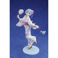 Re:ZERO -Starting Life in Another World- statuette 1/8 Rem Yukata Ver. Kadokawa