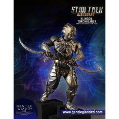 Star Trek Discovery statuette Collectors Gallery 1/8 Klingon Torchbearer Gentle Giant