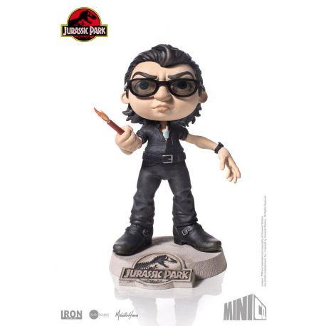 Jurassic Park figurine Mini Co. Ian Malcom Iron Studios